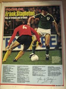 Frank Stapleton (Arsenal)